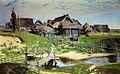 В. Д. Поленов. Русская деревня. 1889.jpg