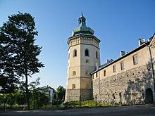 2a3f249b1 Башня-колокольня костела Святого Лаврентия