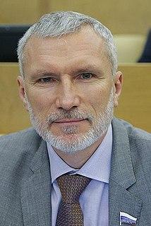 Aleksey Zhuravlyov (politician) Russian politician