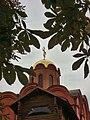 Золоті Ворота, головна брама міста, надбрамна церква-2.jpg