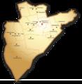 Карта города Аркалык.png