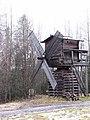 Мельница ветряная «на раме» из д. Медлеша Шенкурского р-на.jpg