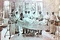 Операційна Софіївської лікарні кінця ХІХ століття.jpg
