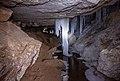 Пещера Певческая эстрада в зимний период 01.jpg