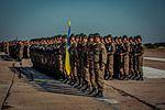 Підготовка Нацгвардії до військового параду на честь Дня Незалежності України 1270-2 (20488071905).jpg