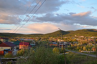 Sangar, Sakha Republic Urban-type settlement in Sakha Republic, Russia