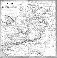 Сиротинская на карте Земли Войска донского, 1871 год.jpeg