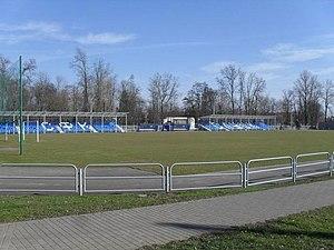 City Stadium (Slutsk) - Image: Слуцк (городской стадион)