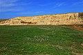 Тридцатиметровый обрыв на правом берегу речки Малая Хобда - panoramio.jpg