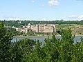 Хотинська фортеця вид через ріку Дністер 01.jpg