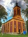 Црква Св.апостола Петра и Павла у Лозовику (искоса).JPG