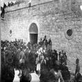 וינסטון צרציל מיניסטר המושבות האנגלי מבקר באוניברסיטה העברית בירושלים ( 192-PHG-1003372.png