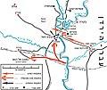 מפת הקרבות עם העיראקים באזור קיבוץ גשר.jpg