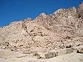 جبال كاترين بجنوب سيناء محمية سانت كاترين.JPG
