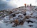 صعود به قله ولیجیا در حوالی روستای جاسب - استان قم 03.jpg