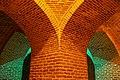 مسجد کاروانسرای دیر گچین که در محل چهارطاقی قدیم دیر ساخته شده - جاذبه های گردشگری استان قم - میراث ملی 15.jpg