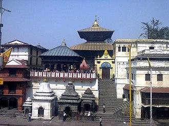 Province No. 3 - Image: पशुपतिनाथ मन्दिर 10