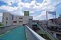 ジョイフル国分と河内国分駅 2013.6.13 - panoramio.jpg