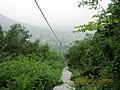 含山县昭关口景色-电视发射台的台阶路 - panoramio.jpg