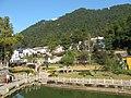 天池古庵旁边的池塘 - panoramio.jpg