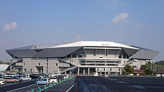 J1 League - Image: 市立吹田サッカースタジアム