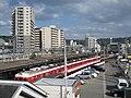 神戸電鉄 三田駅 Sanda Sta. - panoramio (1).jpg