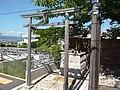 貴志川線貴志駅構内 おもちゃ神社 Omocha-jinja in Kishi station 2011.7.15 - panoramio.jpg