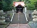 阿豆佐味天神社(瑞穂町)拝殿.jpg