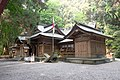 高千穂神社の拝殿 - panoramio.jpg