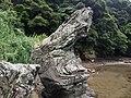 龍ノ口岩 Ryu-no-Kuchi Iwa - panoramio.jpg