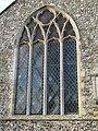 -2018-12-10 East window, Saint Margaret of Antioch parish church, Suffield, Norfolk.JPG