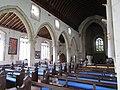 -2020-09-10 West along the Nave, Saint Mary's Church, Stalham.JPG