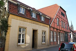 Südstraße in Warendorf