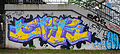 03-05-2014 - Graffiti below a railway bridge - Frankfurt Main - Germany - 02.jpg