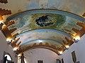 063 Castell de Púbol (Casa Museu Gala Dalí), sostre del saló dels escuts.jpg