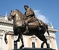 0 Marcus Aurelius - Piazza del Campidoglio (2).JPG