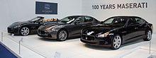 Maserati beats Ferrari in Q3 profit on Montezemolo exit