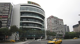 Singapore Trade Office in Taipei - Image: 106台北市大安區仁愛路四段 panoramio (2)