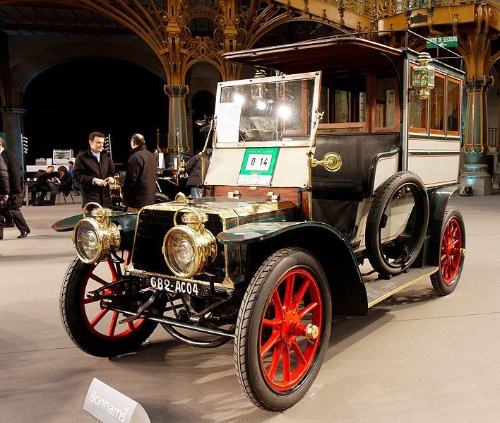File:110 ans de l'automobile au Grand Palais - Panhard et Levassor Char-à-banc - 1903 - 004.jpg
