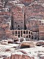 11 Petra High Place of Sacrifice Trail - The Urn Tomb - panoramio.jpg
