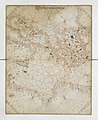 1466 Portolan chart of the Eastern Mediterrenean, the Aegean Sea and the Sea of Marmara by Grazioso Benincasa.jpg