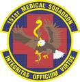 151 Medical Sq emblem.png