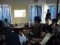 15Bangalore Wiki meetup35 10July2001.JPG