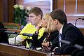 16. februāra Saeimas sēde (6885476731).jpg