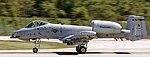 163d Fighter Squadron - Fairchild Republic A-10A Thunderbolt II 82-0661.jpg