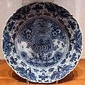 1650 Delfter Fayence mit Blaumalerei Teller anagoria.JPG