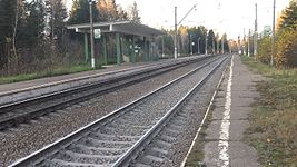 165 km BMO railway platform (common view from east platform).JPG