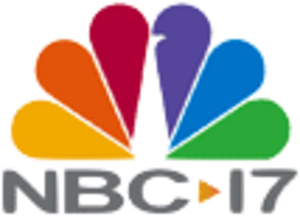 WNCN - WNCN's previous logo as NBC 17, used from 2002 to 2013. Retained after Media General bought the station from NBC.
