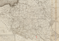 1800 Choczim detail of map Poland by Carey BPL 12332.png