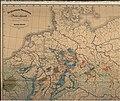 1842 Geognostische Wandcharte von Deutschland und den angrenzenden Ländern von Daniel Völter - sheet 01.jpg